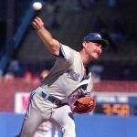 Dave Stieb retires the first 26 batters he faces before giving up two hits in a 2 - 1 win over the Yankees. The previous September, the Toronto Blue Jays' hard luck hurler lost back-to-back no-hit bids with two outs in the ninth inning.