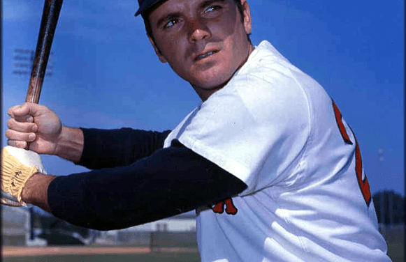 Boston Red Sox star Tony Conigliaro suffers a massive heart attack