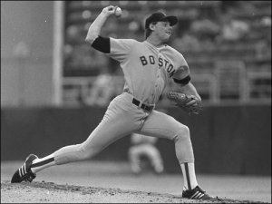roger clemens 20 strikeouts