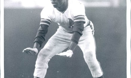 "Oakland A's release designated runner Herb ""Hurricane"" Washington"
