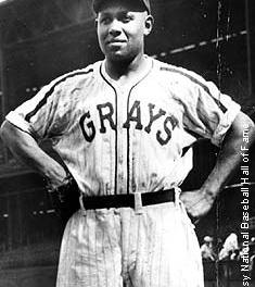 Future Negro League Star Buck Leonard is born