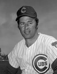 Ron Santo, the team's radio color commentator, joins Hall of Famers Ernie Banks and Billy Williams, becoming third player to have his number retired by the Cubs. The nine-time All-Star third baseman, who spent 14 of his 15-year career with Chicago (1960-73), will have his uniform #10 below Ernie Banks' on the left-field foul pole.