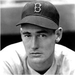 Ted Williams hits three home runs in the Boston Red Sox' 9-2 win over the Cleveland Indians