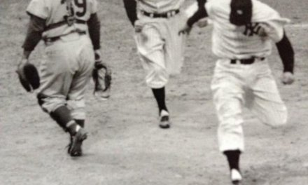 Hank Bauer's Homerun helps Yankees force game 7 in 1957 World Series