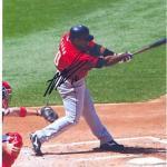 Autographed Tejada Picture - Houston Astros 8x10 W coa