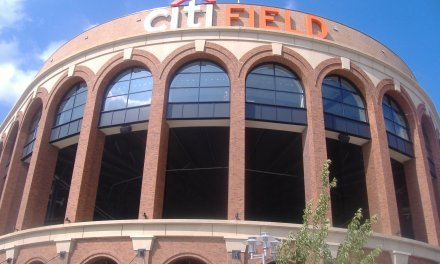 New York Mets break ground on their new ballpark Citi Field