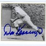 Don Kessinger autographed Baseball Card (Chicago Cubs) 1993 Upper Deck All Time Heroes #80