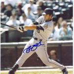 Eric Munson Houston Astros Signed 8x10 Photo W/coa