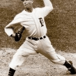 Future Hall of famer Hal Newhouser is born 1921