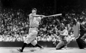 Joe Cronin and Hank Greenberg are inducted into the Hall of Fame