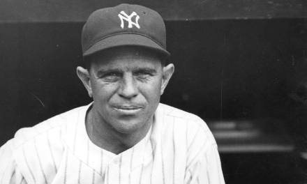New York Yankees sign future Hall of Famer Joe Sewell