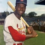 Lou Brock is acquired by St Louis Cardinals