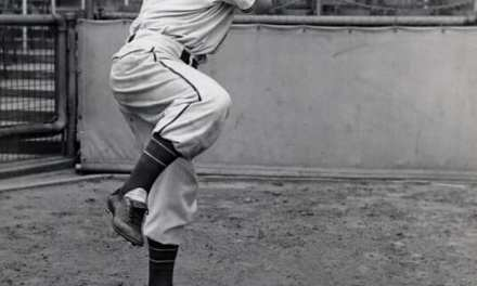 Mel Ott of the New York Giants hits the first National League home run of the season, the 464th of his career.