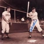 Ralph Kiner Chicago Cubs W/ Joe Garagiola Signed Autographed 8x10 Photo W/coa