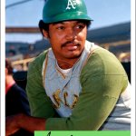 Reggie Jackson, Sal Bando and Ted Kubiak hit 3 straight homeruns for A's
