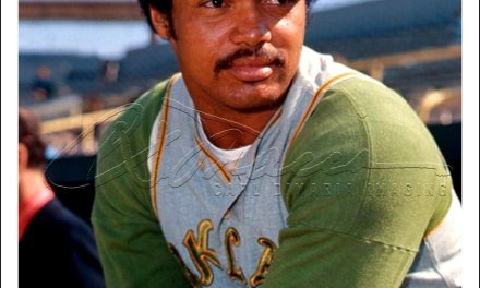Reggie Jackson Oakland A's All Star hammers 3 Homeruns vs Seattle Pilots