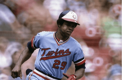 Rod Carew announces his retirement at the age of 40