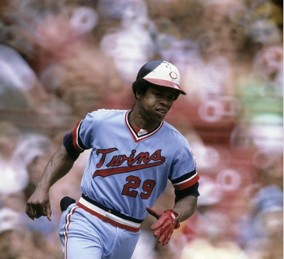Rod Carew of the Minnesota Twins wins the American League MVP Award