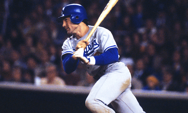 Steve Garvey Stats & Facts