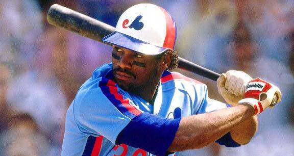 Tim Raines hits for the cycle spearheads a 10-7 win for the Expos