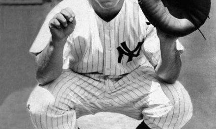 Yogi Berra wins his first of three MVP awards