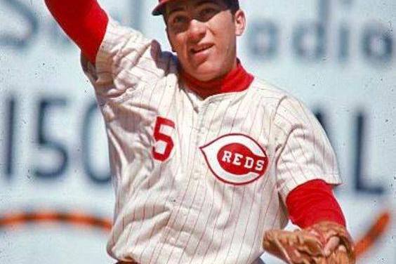 Hall of Fame catcher Johnny Bench is born in Oklahoma City, OK.