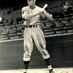 Cecil Travis of the Washington Senators collects six straight hits