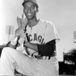 Ernie Banks drives in 7 and reaches 1500 RBI's