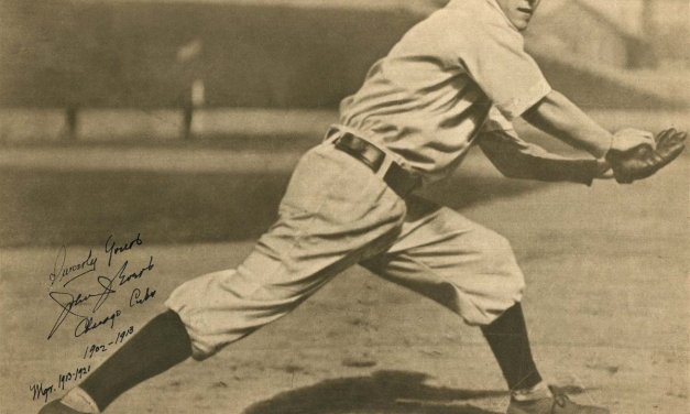 Johnny Evers is traded to the boston Braves