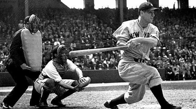 For the 2nd in 20 years Walter Johnson allows 2 homeruns in a game to a batter – Lou Gehrig