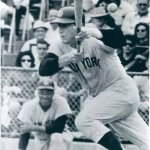 New York Yankees demote struggling rookie Mickey Mantle to their Kansas City farm team in the American Association