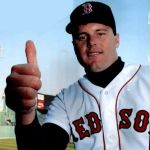 Boston Red Sox pitcher Roger Clemens signs a four-year $21,521,000 contract extension, making him baseball's highest-paid player