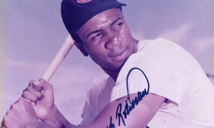 Cleveland Indians fire Frank Robinson, major league baseball's first black manager