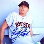 Autographed Rusty Staub Photo - Houston Astros 8x10 W coa