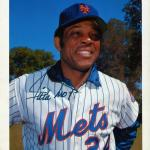 Autographed Willie Mays Photo - 8x10 JSA Certified