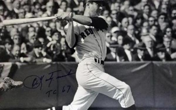 Boston Red Sox star and American League batting champion Carl Yastrzemski becomes the highest paid player in league history