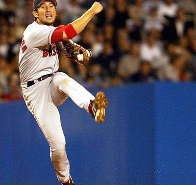 Nomar hits 3 homeruns on his 29th birthday