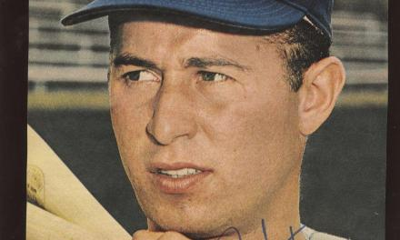 Ron Santo is born in Seattle, WA.
