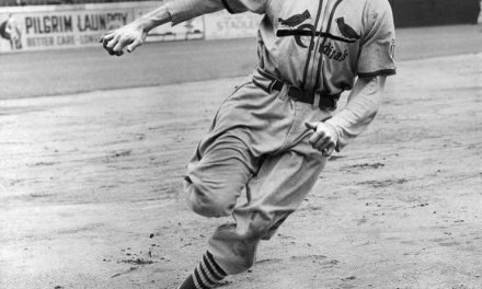 Stan Musial makes an unusual request – asking for a pay cut