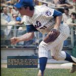 Tom Seaver Signed Picture - COA Vintage 8x10 Authentic - PSA/DNA Certified