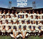 Seattle Pilots Play First Home Game in Sicks Stadium
