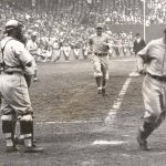 A's take game 1 of 1931 World Series - Al Simmon's homers
