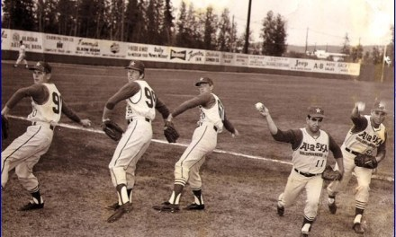 Dan Frisella 1965 Alaska Goldpannera