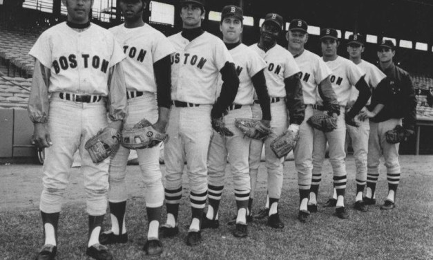 Aparicio-Smith-Yaz-Petrocelli-Scott-Josephson-Billy Conigilaro-Griffin-Culp….1971