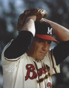 January 17, 1962 – Warren Spahn, the highest-paid pitcher in baseball, met briefly at County Stadium with general manager John McHale before signing his 1962 contract. Terms of the contract were not released, but reportedly Spahn was in the $65,000 range.