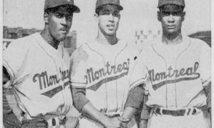 1954 Montreal Royals – Roberto Clemente
