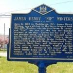 Nip Winters Marker Installed in Delaware