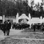 McKee Field at Hot Springs, Arkansas. Spring training - 1921.