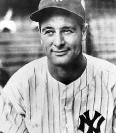 Lou Gehrig Stats & Facts