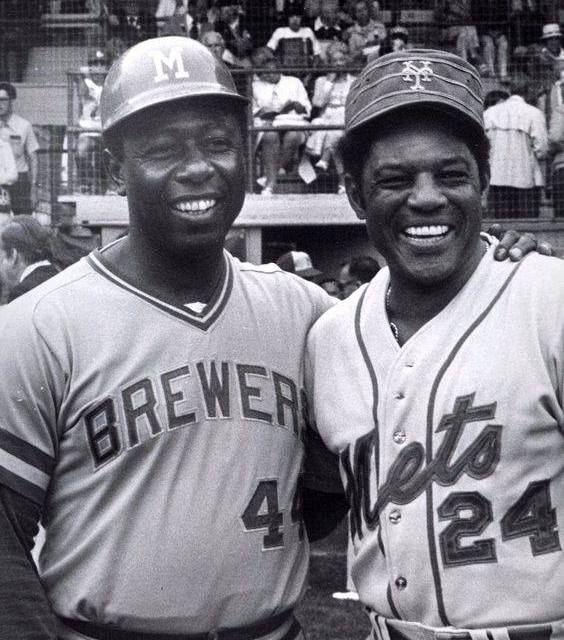 """It's Willie Mays Night in Flushing as the Mets honor the fan favorite in an emotional ceremony at Shea Stadium after their 2-1 victory over Montreal. The 'Say Hey Kid' tells the crowd, """"Just to hear you cheer like this for me and not be able to do anything about it makes me a very sad man. This is my farewell."""""""